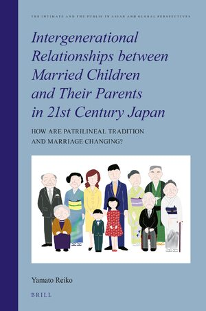 Cover Intergenerational Relationships between Married Children and Their Parents in 21st Century Japan