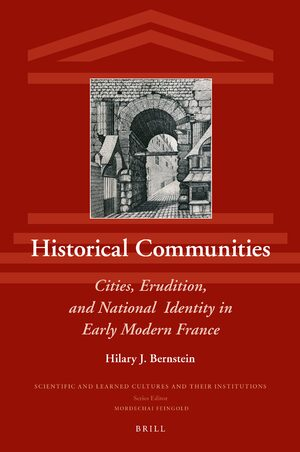 Cover Historical Communities