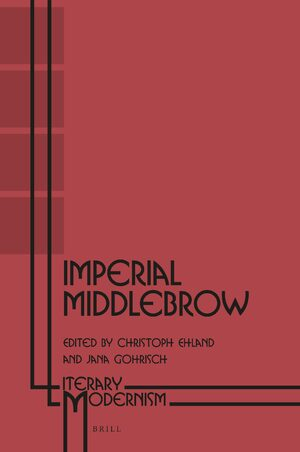 Cover Imperial Middlebrow