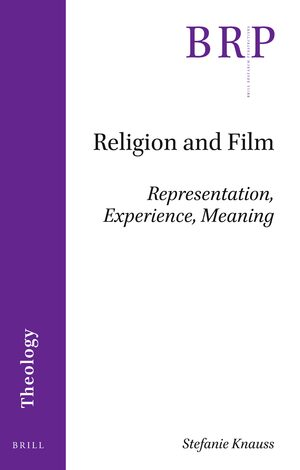 Cover Religion and Film