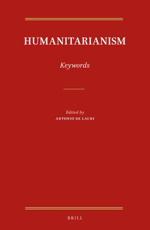 Cover Humanitarianism: Keywords