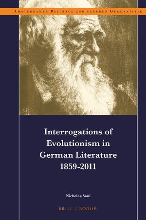 Cover Interrogations of Evolutionism in German Literature 1859-2011