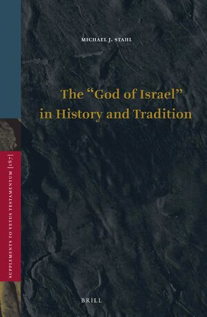 "Cover The ""God of Israel"" in History and Tradition"