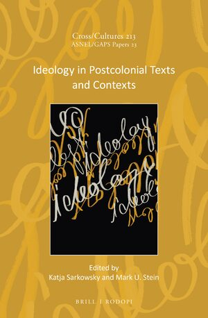 Cover Ideology in Postcolonial Texts and Contexts