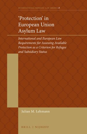 Cover 'Protection' in European Union Asylum Law