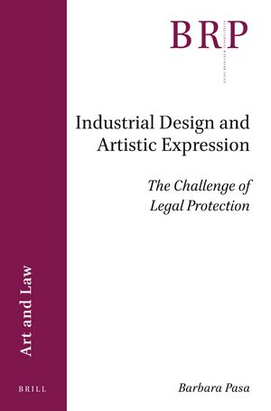 Cover Industrial Design and Artistic Expression
