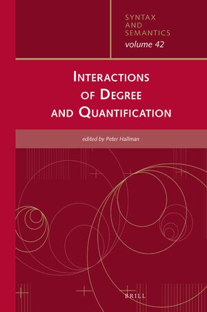 Cover Interactions of Degree and Quantification