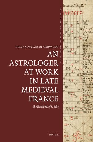 Cover An Astrologer at Work in Late Medieval France