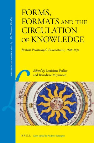 Cover Forms, Formats and the Circulation of Knowledge