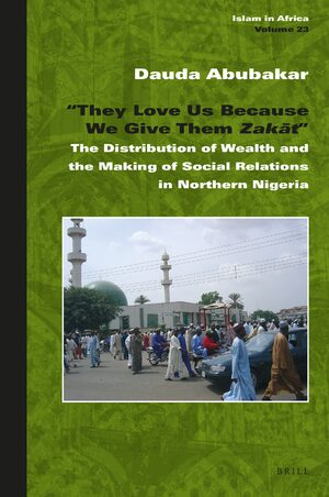 "Cover ""They Love Us Because We Give Them <i>Zakāt</i>"""