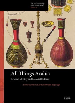 Cover All Things Arabia