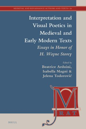 Cover Interpretation and Visual Poetics in Medieval and Early Modern Texts
