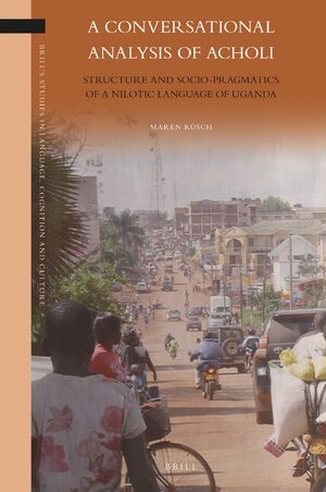 Cover A Conversational Analysis of Acholi