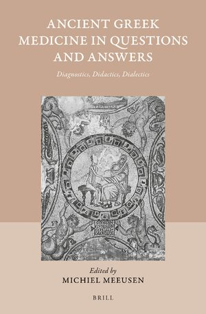 Cover Ancient Greek Medicine in Questions and Answers