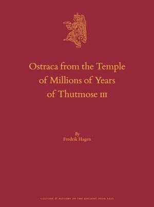 Cover Ostraca from the Temple of Millions of Years of Thutmose III