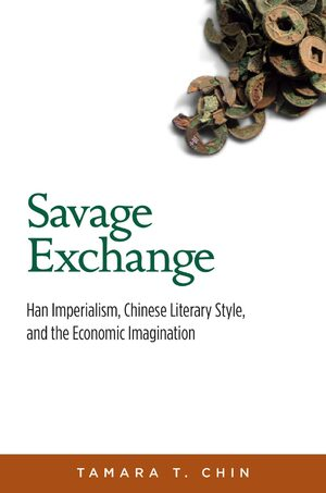 Cover Savage Exchange