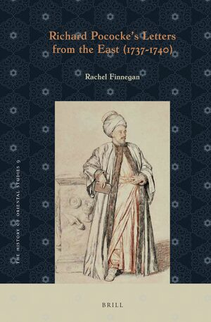 Cover Richard Pococke's Letters from the East (1737-1740)