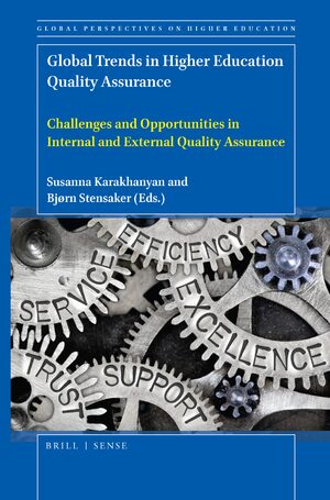 Cover Global Trends in Higher Education Quality Assurance
