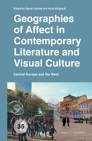 Cover Geographies of Affect in Contemporary Literature and Visual Culture