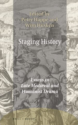 Cover Staging History