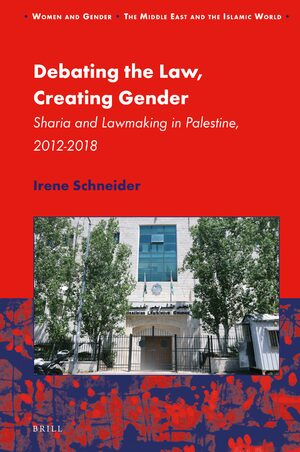 Cover Debating the Law, Creating Gender