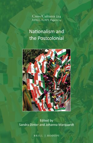 Cover Nationalism and the Postcolonial