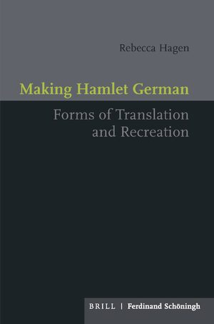 Cover Making Hamlet German