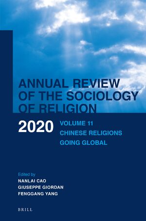 Cover Chinese Religions Going Global