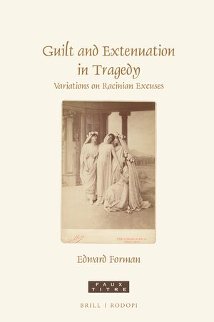 Cover Guilt and Extenuation in Tragedy