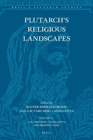 Cover Plutarch's Religious Landscapes