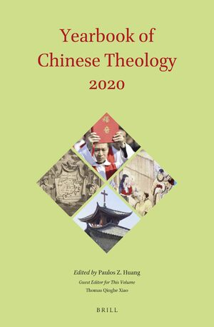 Cover Yearbook of Chinese Theology