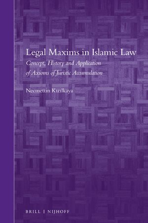 Cover Legal Maxims in Islamic Law