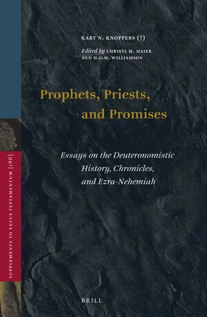 Cover Prophets, Priests, and Promises
