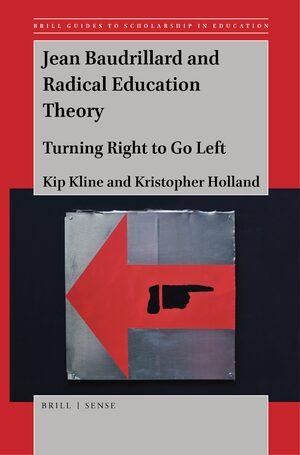 Cover Jean Baudrillard and Radical Education Theory