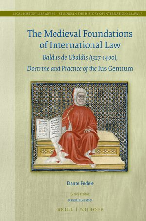 Cover The Medieval Foundations of International Law