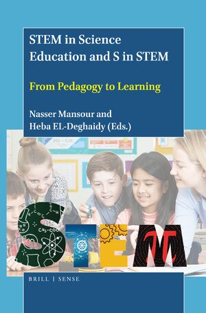 Cover STEM in Science Education and S in STEM