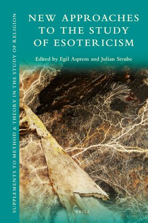Cover New Approaches to the Study of Esotericism