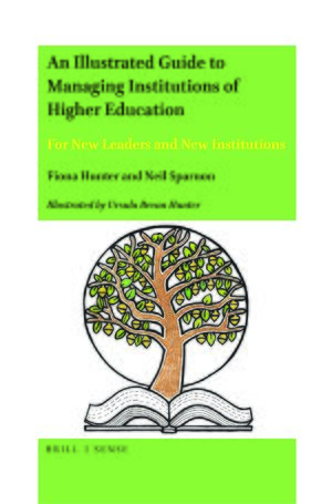 Cover An Illustrated Guide to Managing Institutions of Higher Education