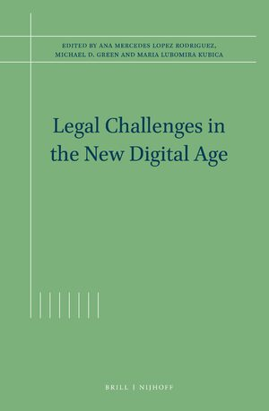 Cover Legal Challenges in the New Digital Age