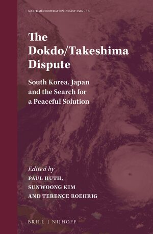 Cover The Dokdo/Takeshima Dispute