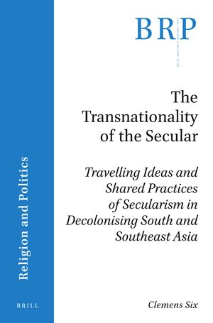 Cover The transnationality of the secular