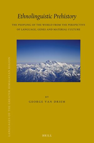 Cover Ethnolinguistic Prehistory