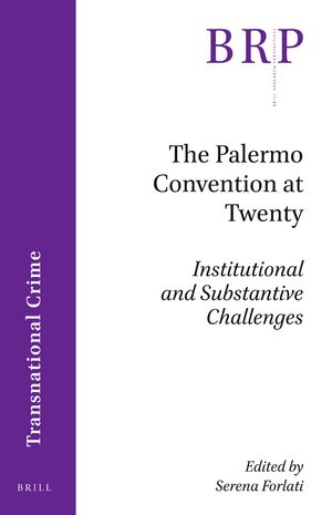 Cover The Palermo Convention at Twenty