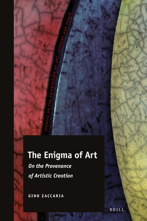 Cover The Enigma of Art: On the Provenance of Artistic Creation