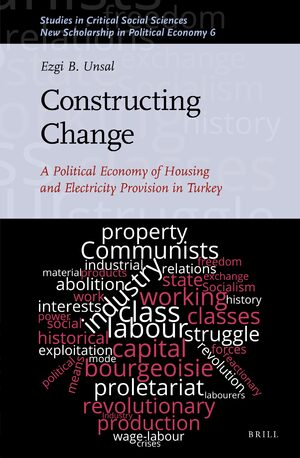 Cover Constructing Change: A Political Economy of Housing and Electricity Provision in Turkey