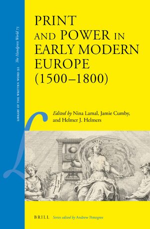 Cover Print and Power in Early Modern Europe (1500–1800)