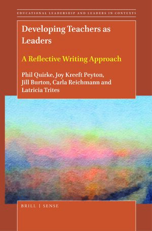 Cover Developing Teachers as Leaders