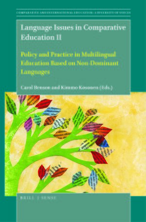 Cover Language Issues in Comparative Education II