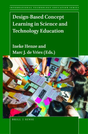 Cover Design-Based Concept Learning in Science and Technology Education