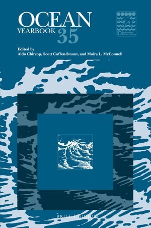 Cover Ocean Yearbook 35